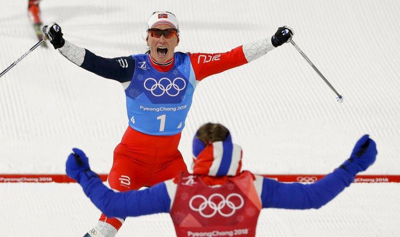 Resultado de imagen para medallero pyeongchang 2018